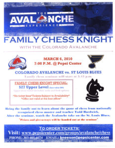 2010 Avalanche Flyer