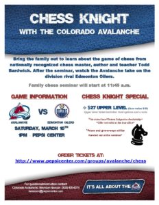 2012 Avalanche Flyer