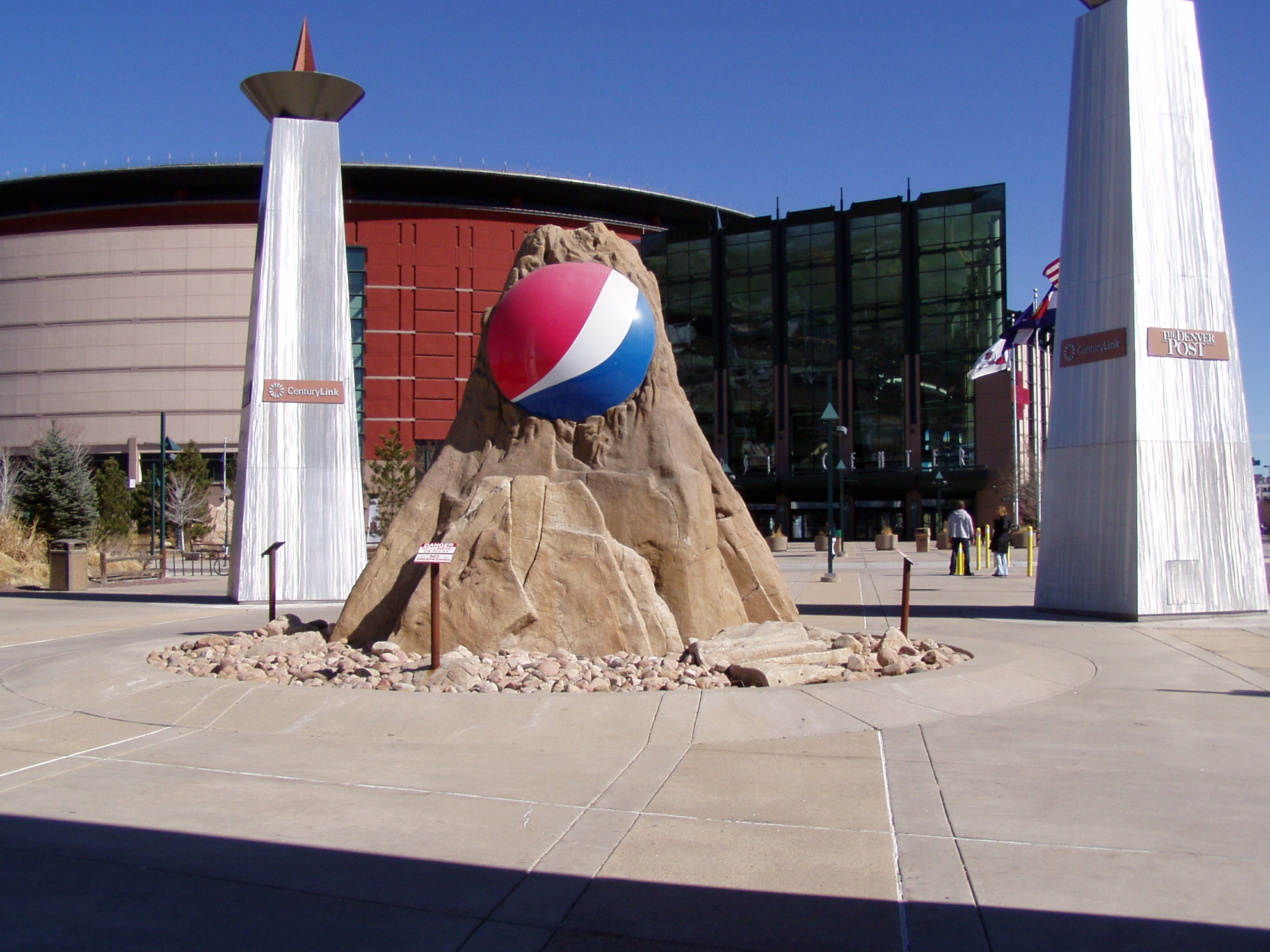 Pepsi Center: Business Motivational Speaking