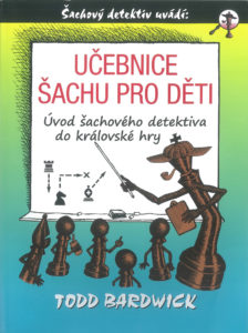 Chess Workbook for Children - Czech
