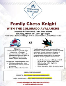 2014 Family Chess Knight flyer