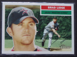Lidge - card