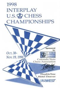 US Champs Booklet